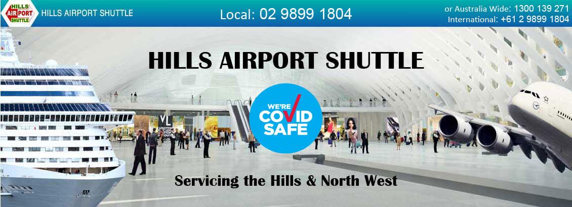 Hills Airport Shuttle